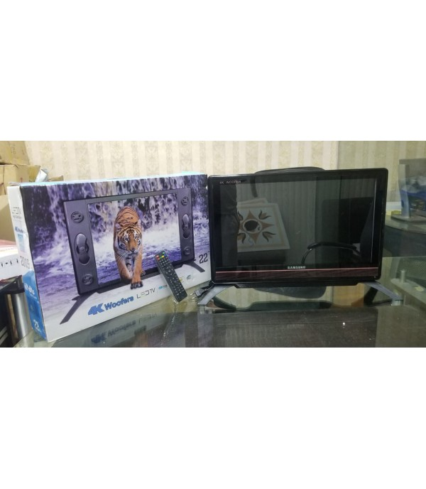 WAMAA 24inch LED TV